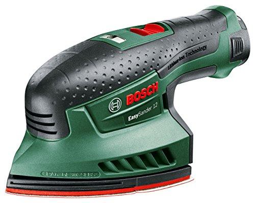 Abermals Bosch - der Easy Sander 12 Akku Vibrationsschleifer