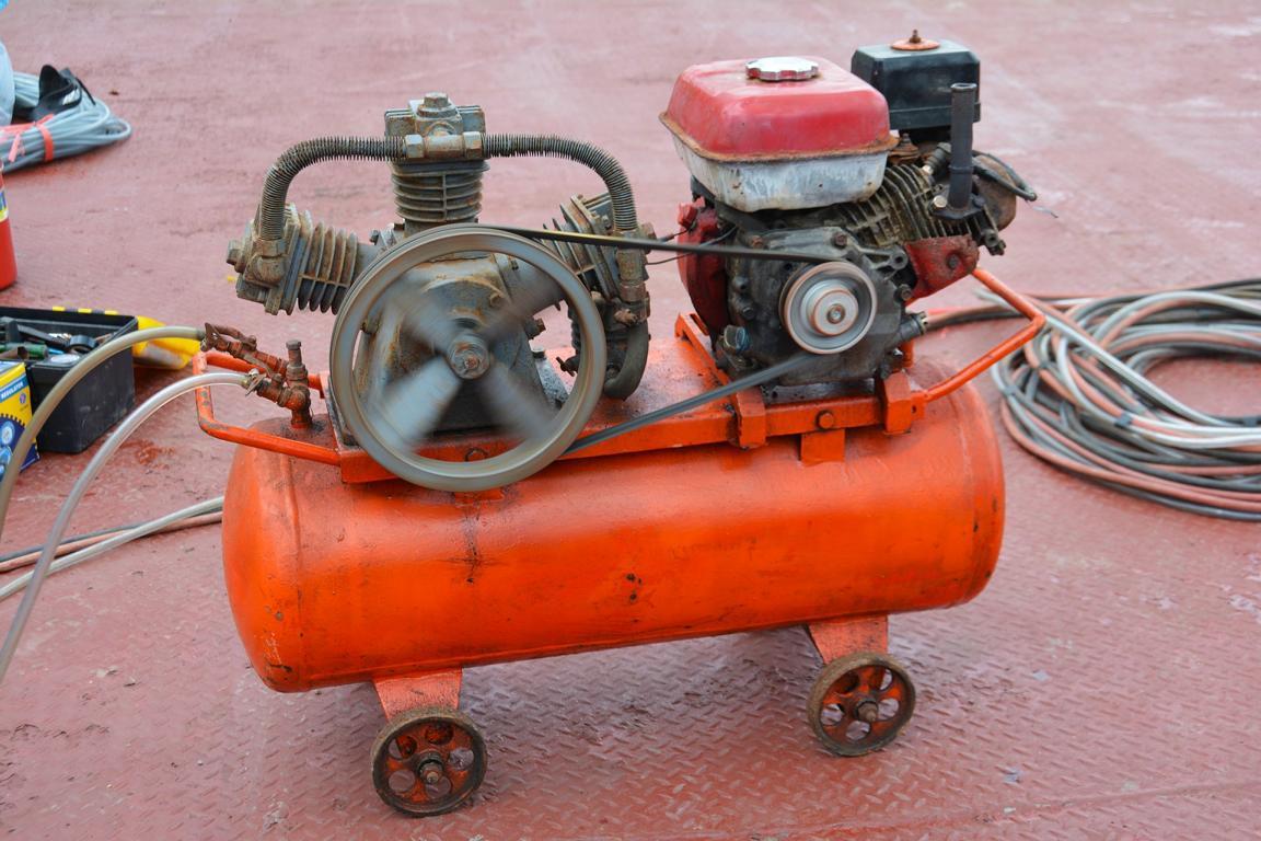 Kompressor für Druckluft