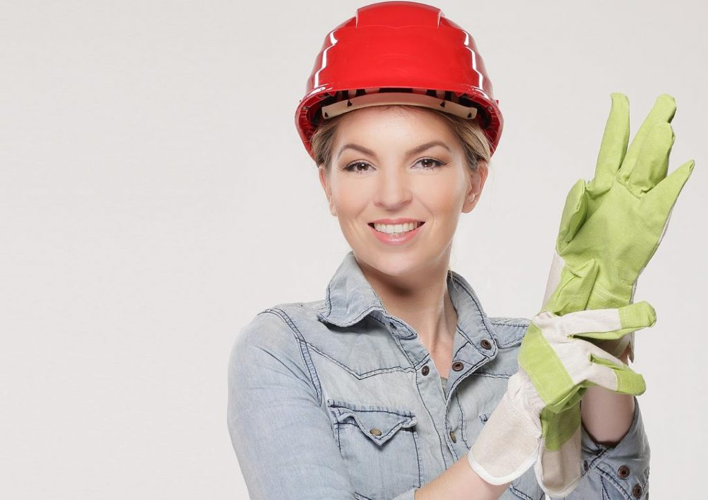Schwingschleifer benutzen für einen Handwerker mit Anleitung kein Problem